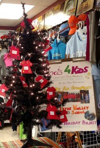IGA Coats4Kids Display 2015