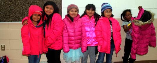 2014 Coats 4 Kids Brings Lots of Smiles