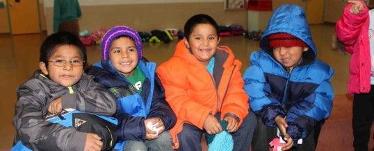 2015 Coats4Kids Delivery